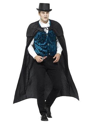 Deluxe Victorian Jack the Ripper - Adult Men's