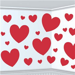 Heart Cut Outs 30 Piece