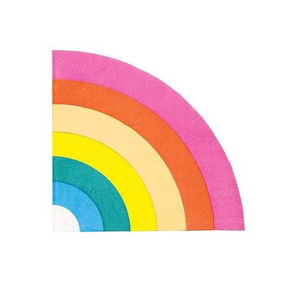 Rainbow Bright Napkins