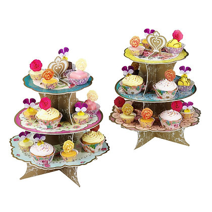 Truly Scrumptious Cupcake Stand