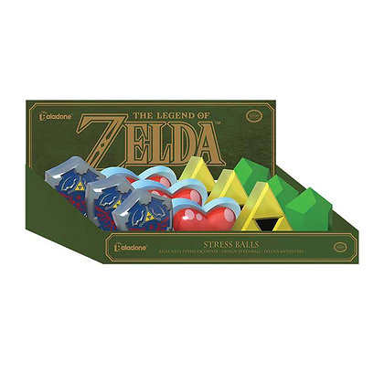 The Legend of Zelda Stress Balls