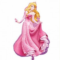 Sleeping Beauty Foil Balloon