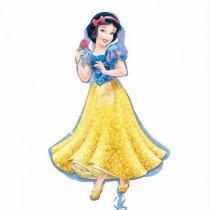 Snow White Super Shaped Foil Balloon
