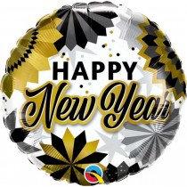 Happy New Year Std Foil