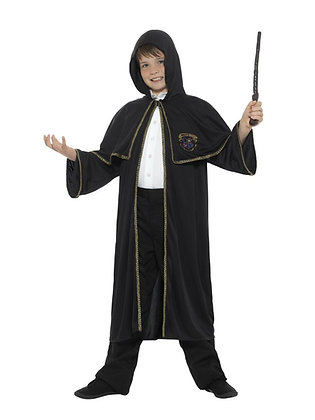 Children's Wizard Cloak Small/Medium