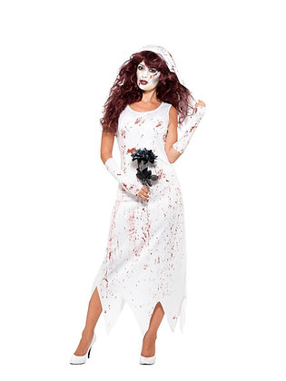 Zombie Bride - Adult Women's