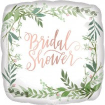 Bridal Shower Foil Balloon