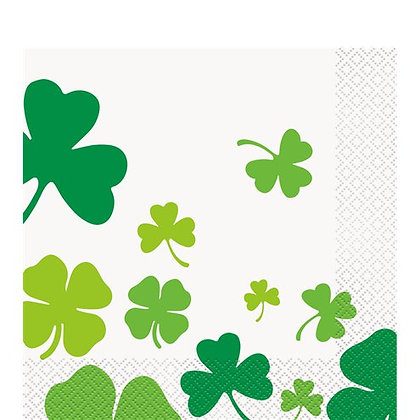St Patricks's Day Lunch Napkins