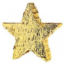 Gold Star Pinata