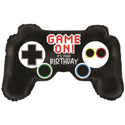 Birthday Games Controller Super Shape