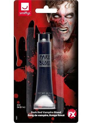 Dark Red Vampire Blood
