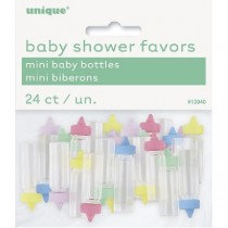 Mini Assorted Baby Bottles