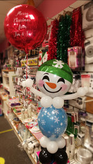 Special Christmas Balloons