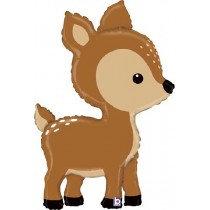 Woodland Deer Fox Super Shape