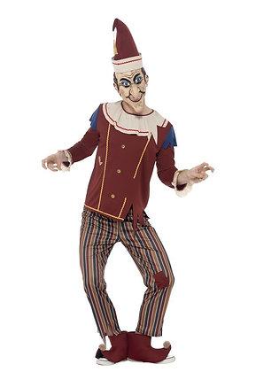 Possessed Punch Costume - Adult Men's