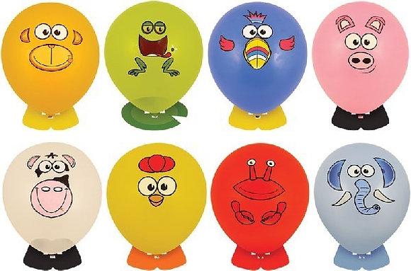 Animal Balloon Heads