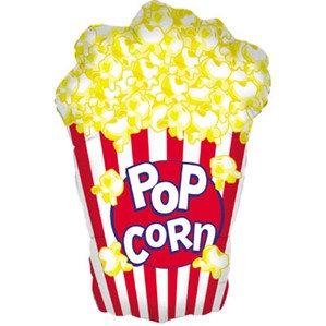 Popcorn Box Super Shape
