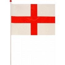 England Hand Waving Flag