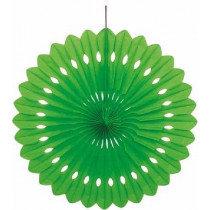 Lime Paper Fan