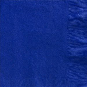 Royal Blue Dinner Napkins