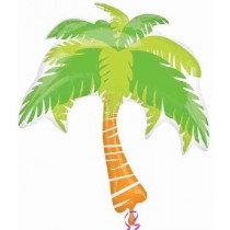 Summer Palm Tree Super Shape