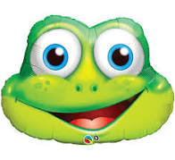 Frog Head Super Shape