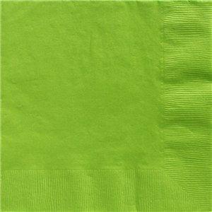 Lime Green Dinner Napkins