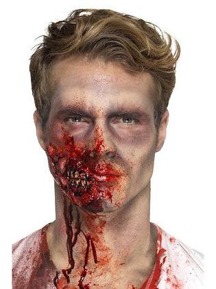 Zombie Jaw Prosthetic