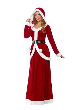 Deluxe Ms Claus