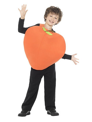 Peach Children's Costume One Size