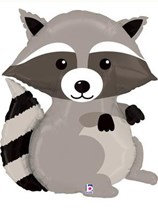 Raccoon Super Shape
