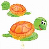 Silly Sea Turtle Super Shape
