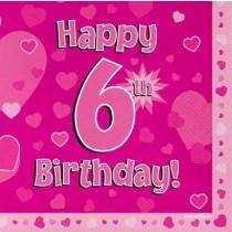 6th Birthday