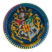 Harry Potter Small Paper Plates