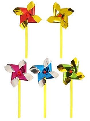 Mini Foil Windmills