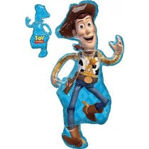 Toy Story 4 Woody Super Shape Foil Balloon