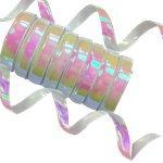 Holographic Iridescent Streamer