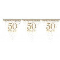 Golden Anniversary Bunting