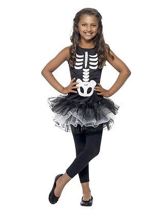 Skeleton Tutu - Girls