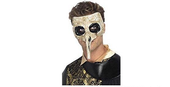 Venetian Plague Doctor Mask