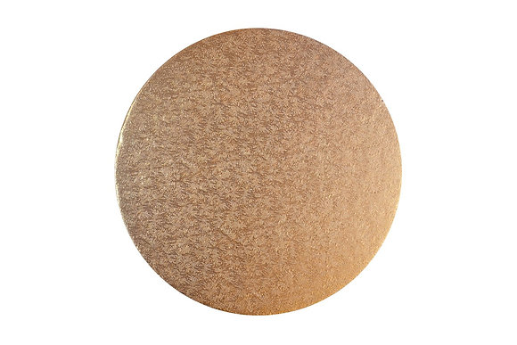 Rose Gold Round Cake Drums