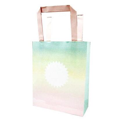 Pastel Paper Treat Bags
