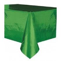 Green Metallic TableCover