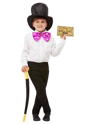 Willy Wonka Kit Children's Costume