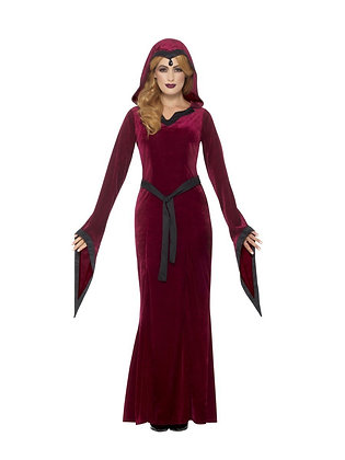 Medieval Vampiress Costume - Adult Women's