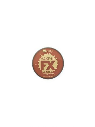 Smiffys FX Face and Body Paint Light Brown