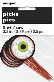 Eyeball Picks