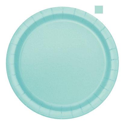 """Mint 9"""" Paper Plates"""