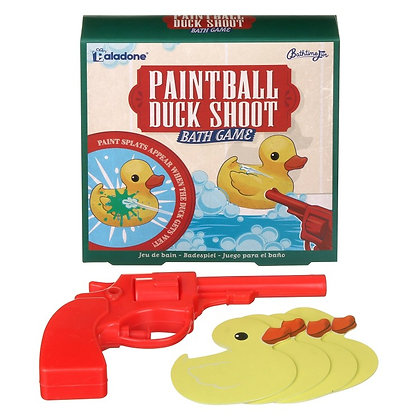 Paintball Duck Shoot