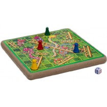 Retro Games Snakes and Ladders